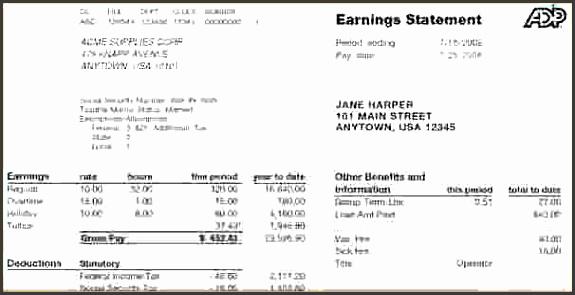 6  pay stub maker - sampletemplatess