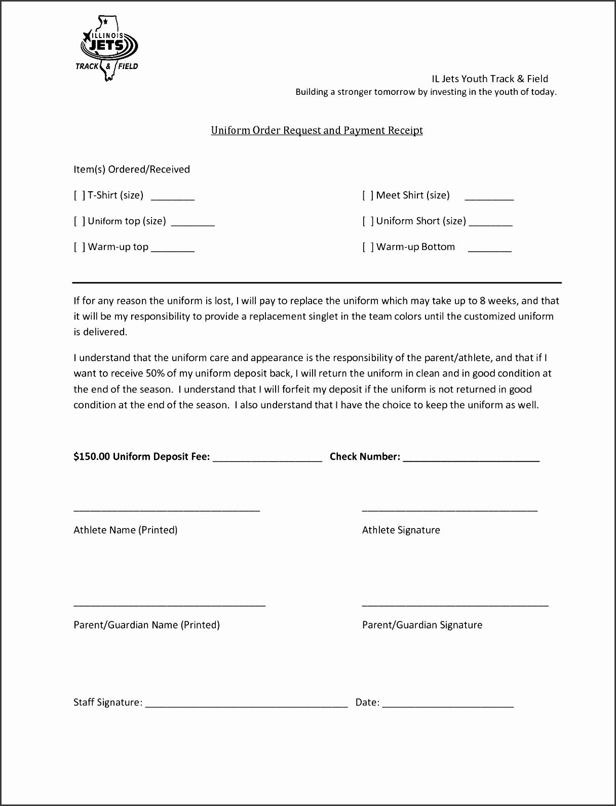 payment receipt form guest list sample receipt of payment letter payment receipt letter template payment