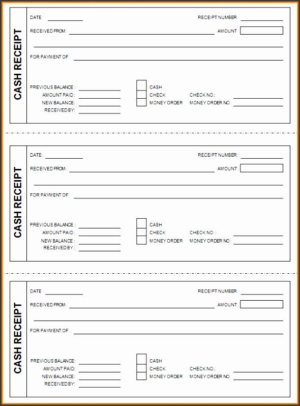 cash receipt template read sources cash receipt template provides easy
