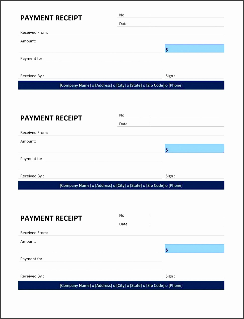 online receipt template invoice restaurant order invoices payment