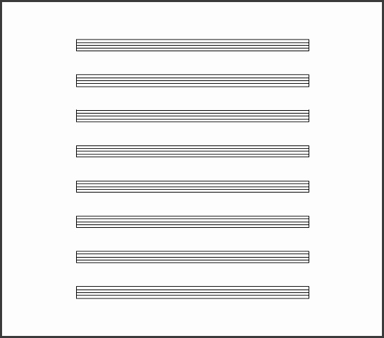 music sheet pdf template free