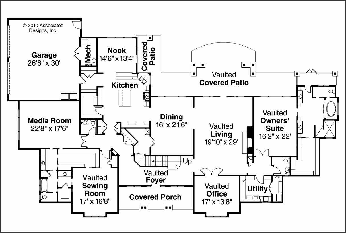 traditional house plan monticello st floor hom full size