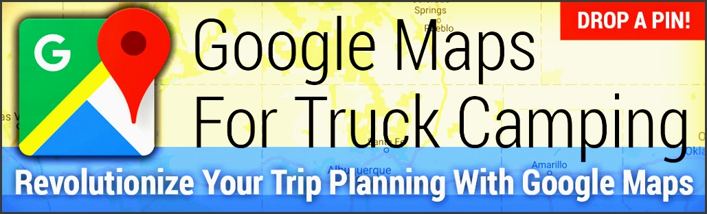 google map to plan trips