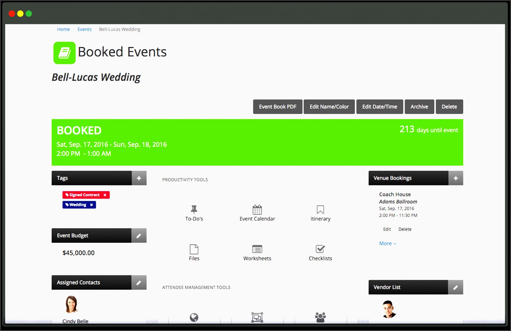 brilliant wedding planning software online wedding planning software for professional wedding planners