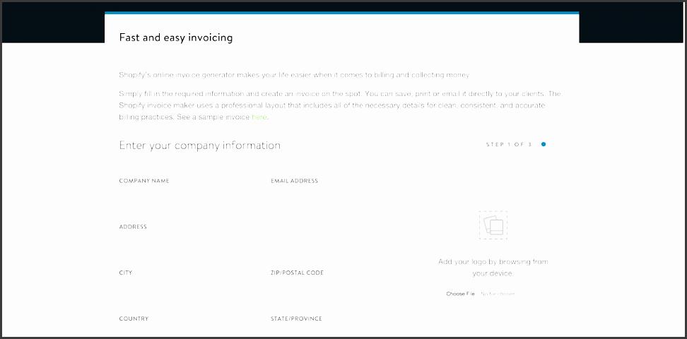 free invoice generator online invoice maker