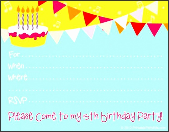 free printable kids birthday party invitations templates as amazing sample to make great birthday invitations template