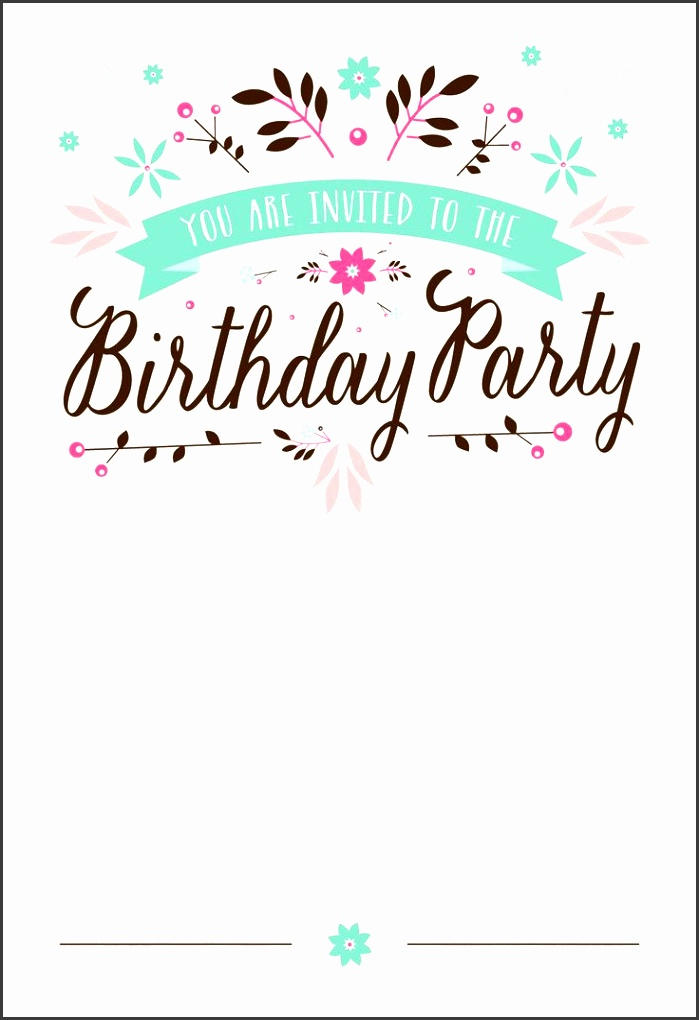 best 25 birthday invitation templates ideas on pinterest free birthday invitation templates diy birthday party invitation template and party invitation