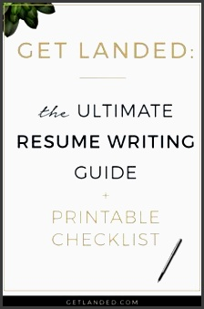 all the best resume writing tips in one place the ultimate resume writing guide and