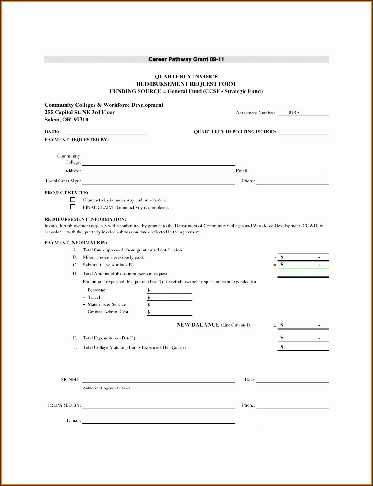 contractor invoice templates invoice template payment terms free printable standard it