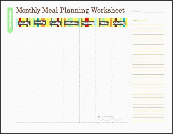 free printable household planner free printable meal planner calendars