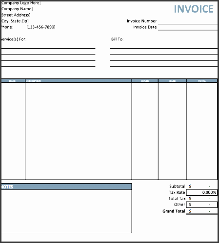 free printable invoice template free invoice template pdf billing invoice template word