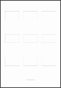 filmmakers animators web developers and others use storyboard templates to sketch out scenes this printable a4 size storyboard paper has a 3x3 grid of