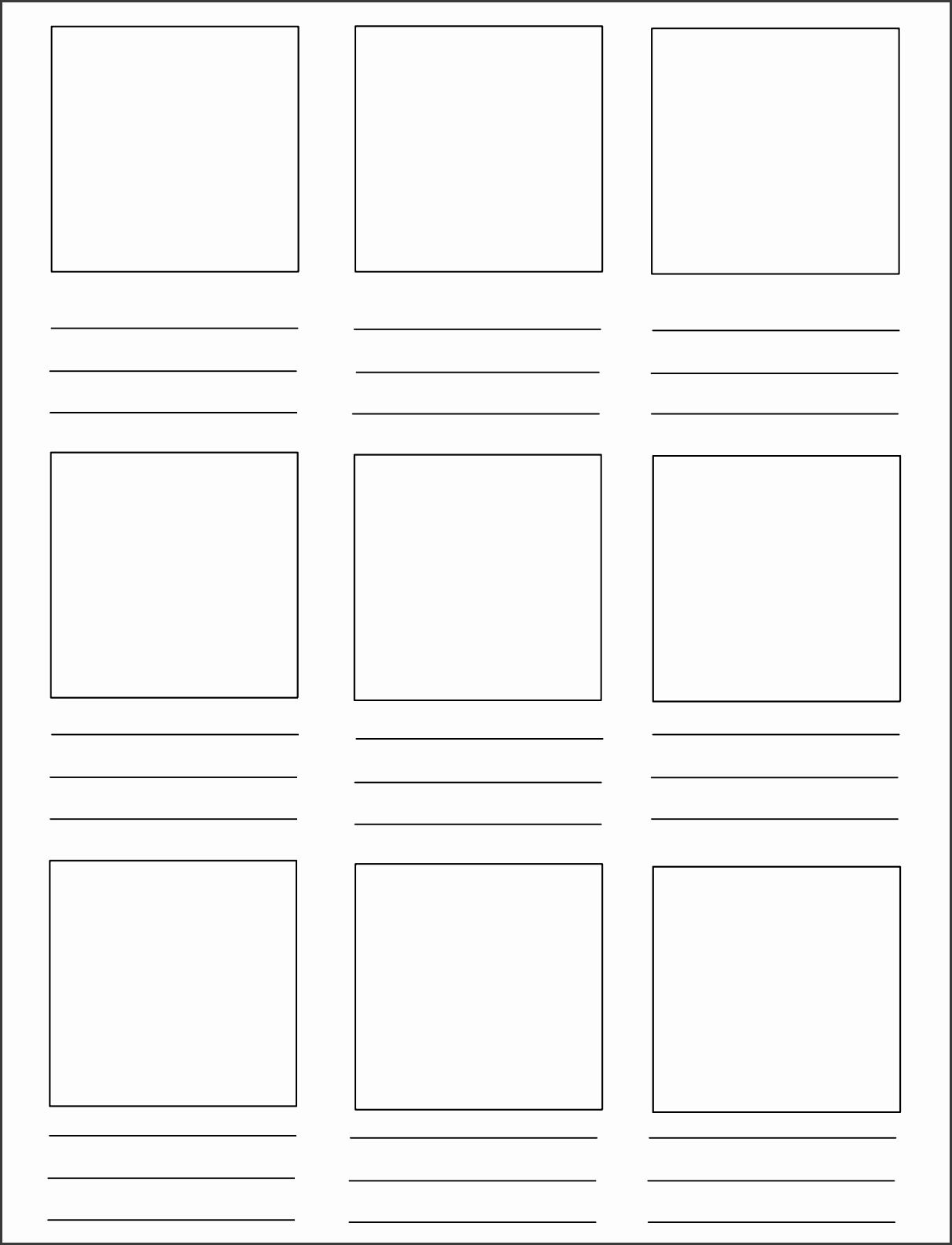 storyboard template pdf best business inside