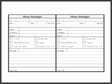 printable phone message memo pads pinterest phone messages messages and business management