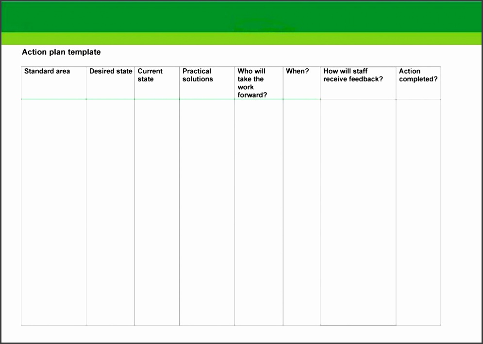professional business action plan template examples helloalive