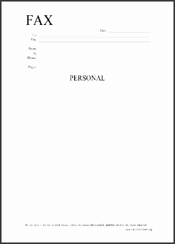 print fax cover sheet