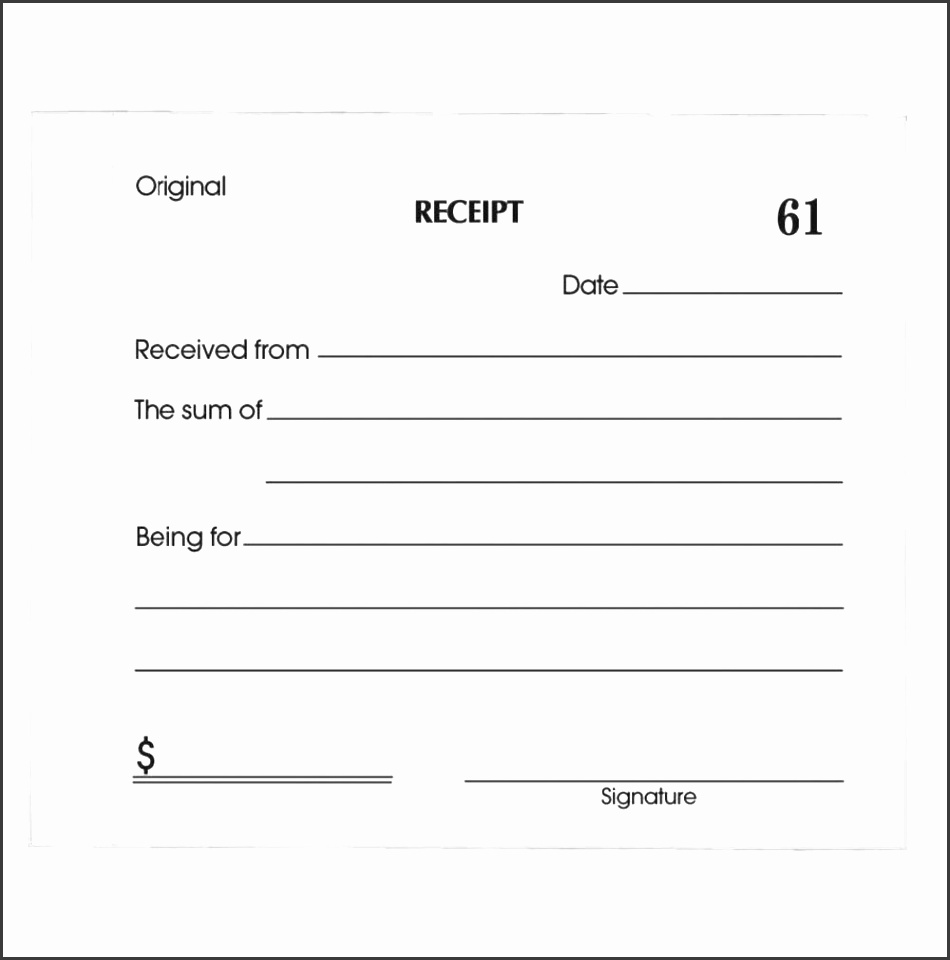 editable and blank sales receipt template and form example a part of under business template