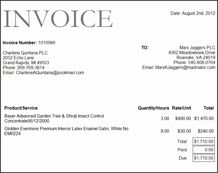 basic invoice template word proforma invoice sample template word excel pdf keypdv document templates