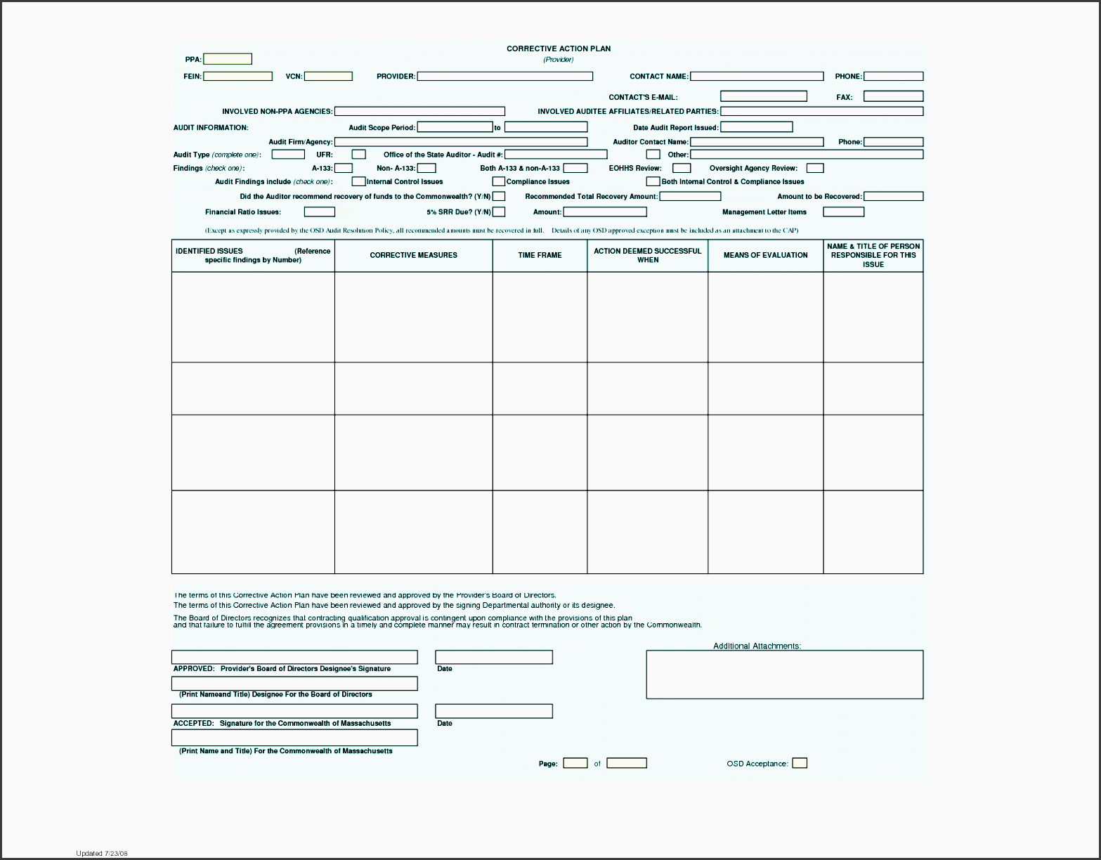 free action plan template action plan template excel action plan