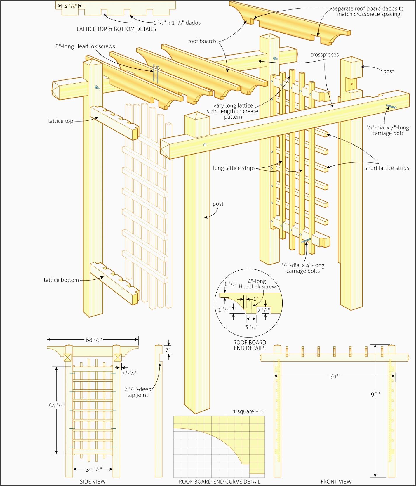 build a garden gateway pergola pergola planspergola design