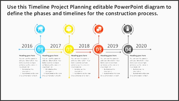 3 use this timeline project planning editable powerpoint