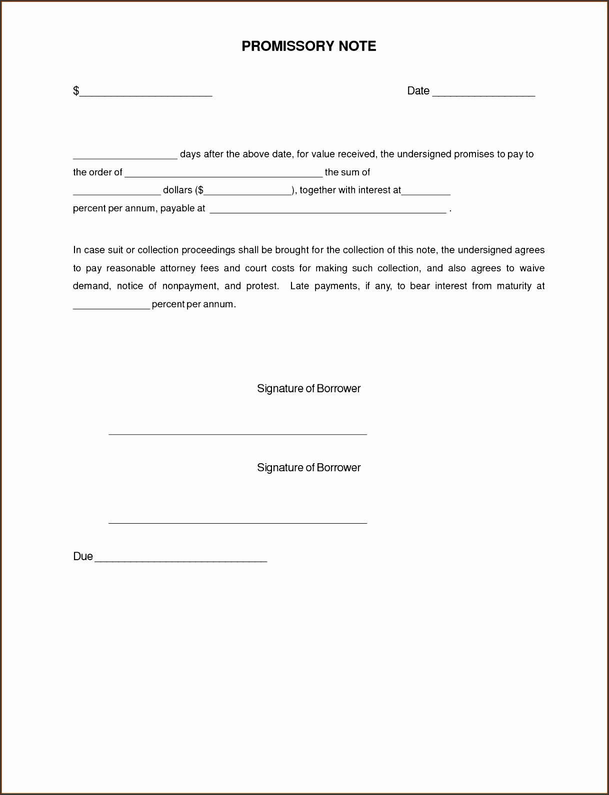 promissory note format india sample promissory note word templates promissory note template promissory note format