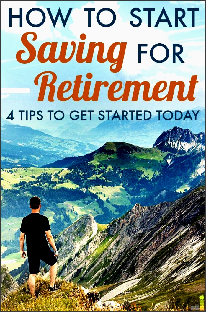 saving for retirement and retirement planning is so overwhelming but this makes it really simple
