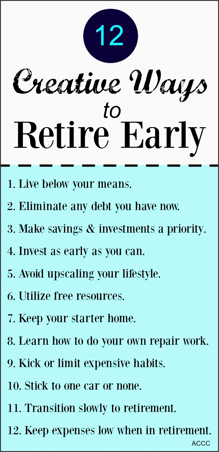 follow these 12 tips so that you can retire early from the talking cents blog