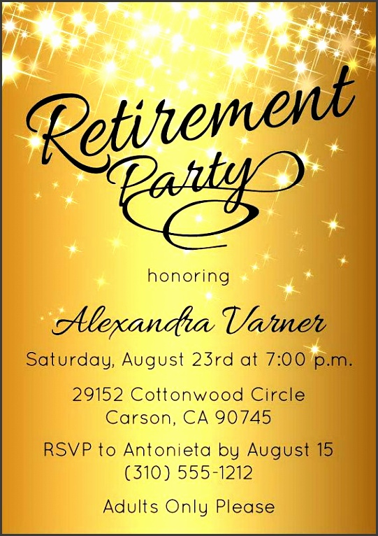 retirement party invitations templates best 25 retirement invitations ideas only on pinterest template