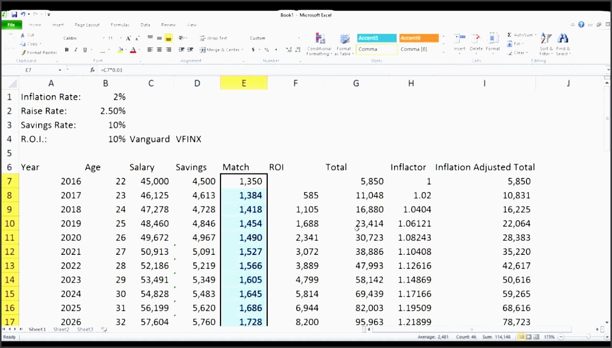 retirement planner spreadsheet canada and retirement planning worksheet pdf