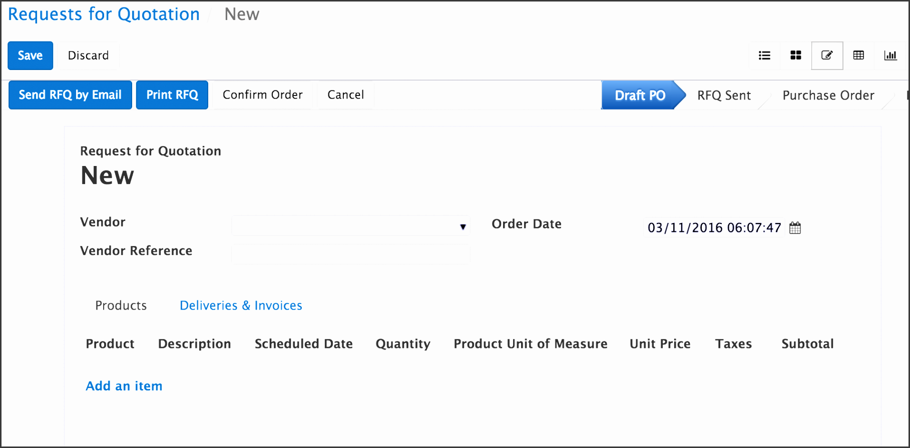 order date in purchase form defaulting to server start definition 0f409efeb782eb1e0c03e2447cab ef purchase order form form full
