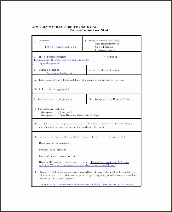 program proposal template 7 free word pdf documents