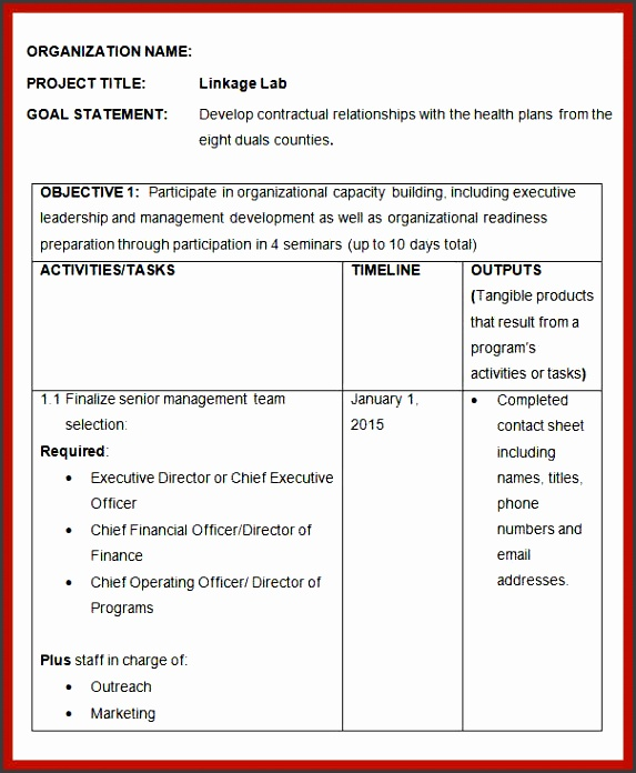 scope of work template sampletemplate for scope of