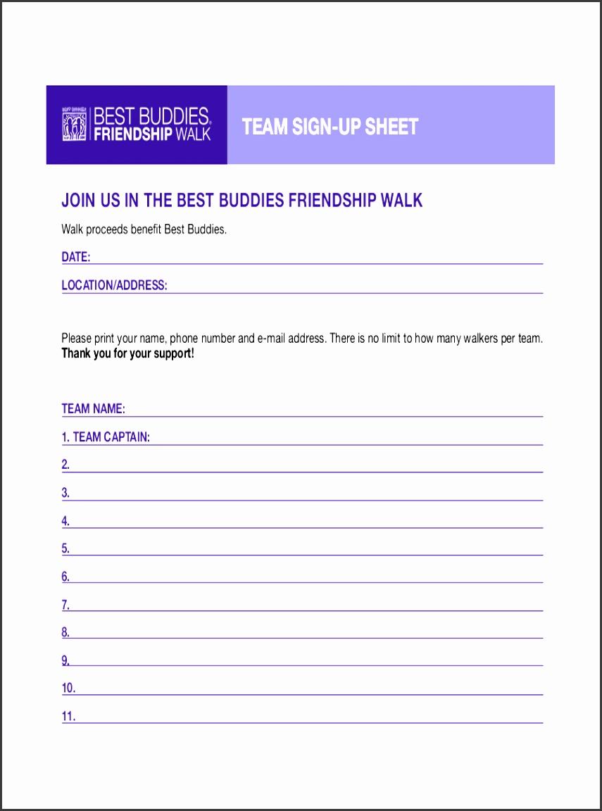 5  sign up sheet example - sampletemplatess