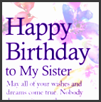 birthday cards for sister birthday cards for sister birthday greeting cards davia templates