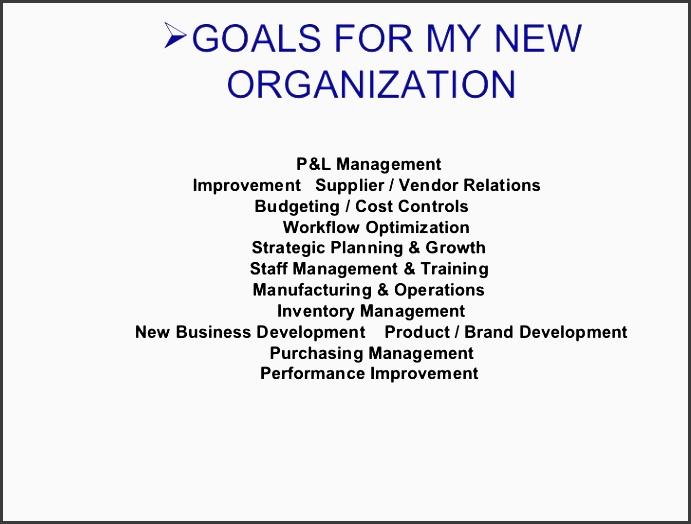 30 60 90 days plan to meet goals for new organization 2 728 cb