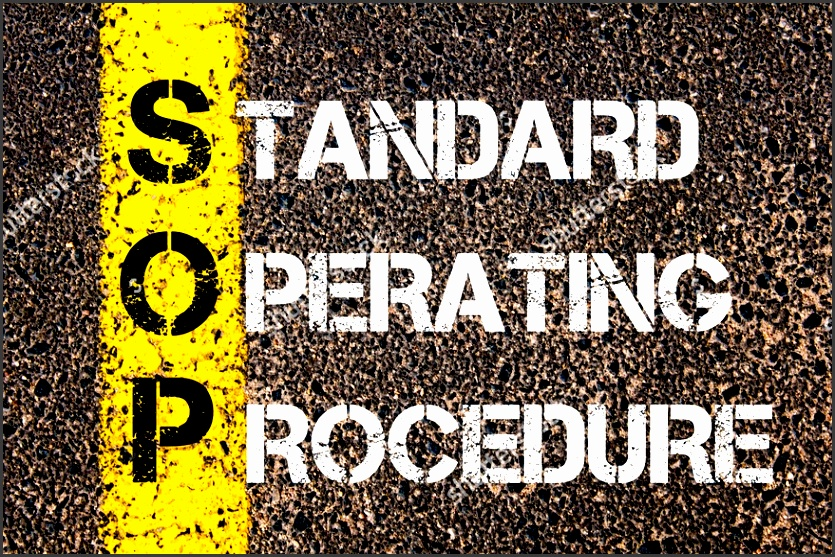 how to improve quality with standard operating procedures