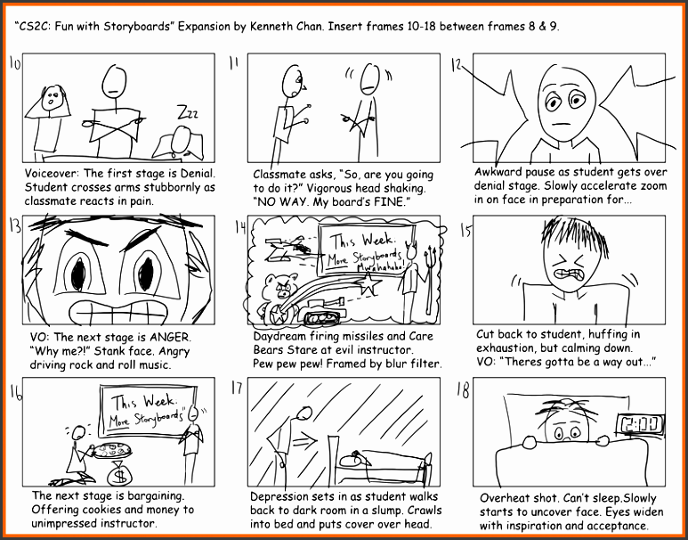 9 Storyboard Sample