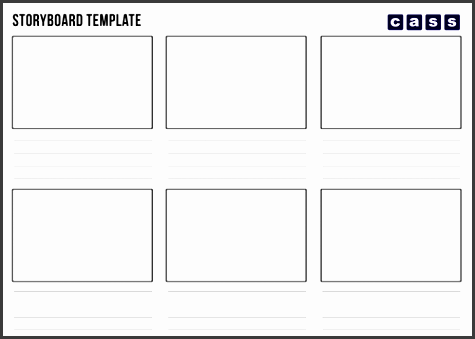 storyboard template google search