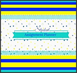 3 student assignment planner book online at low prices in india 3 student assignment planner reviews ratings