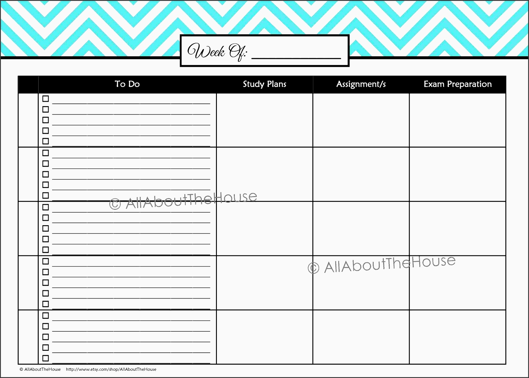 assignment checklist template education ac modations checklist student planner templates weekly schedule template for student student assignment