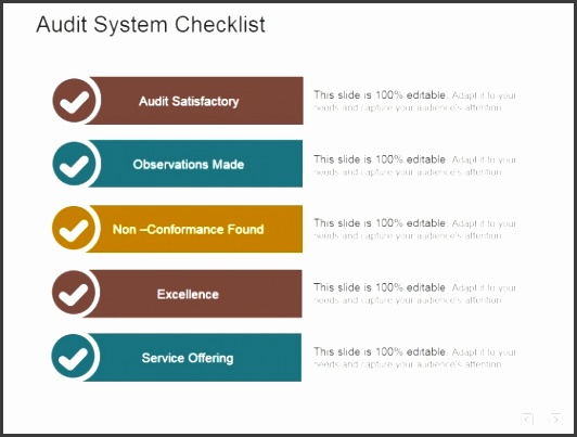 audit system checklist ppt powerpoint presentation template slide 1 audit system checklist ppt powerpoint presentation template slide 2