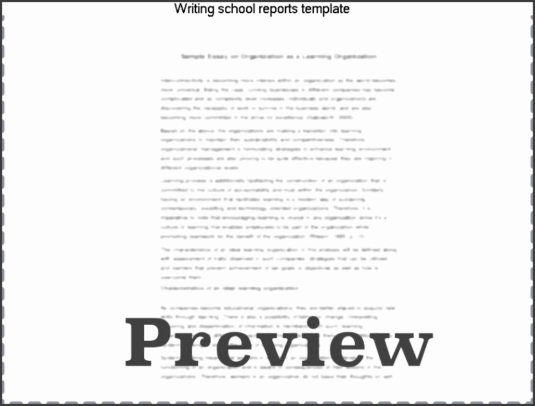writing school reports template guide to technical report writing pdf version for print table