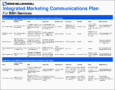 11 Tactical Marketing Plan Template