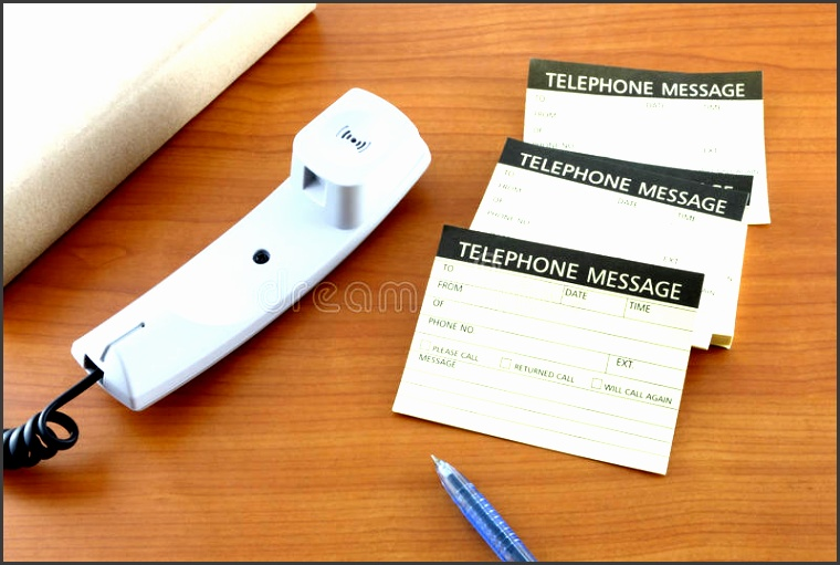 pile of telephone message papers royalty free stock images image