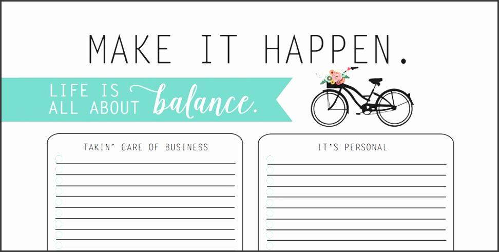 balance list