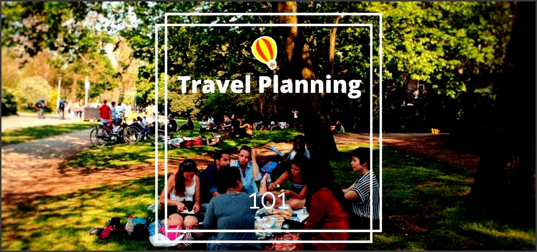 travel planning made easy amsterdam s vondelpark