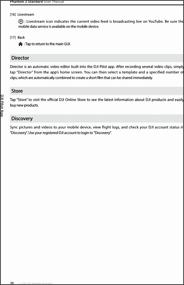 Example Of simple User manual