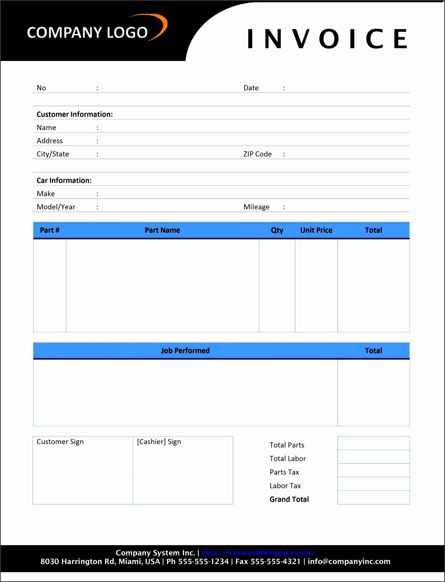preventive maintenance checklist log