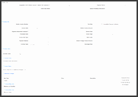 vendor invoice template and vendor invoice template rabitah